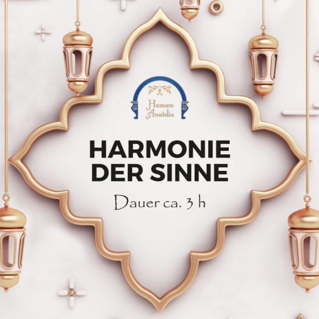 Harmonie der Sinne