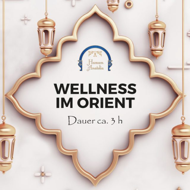 Wellness im Orient